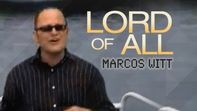 LORD OF ALL – Marcos Witt