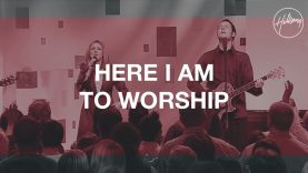 Here I Am To Worship The Call – Hillsong Worship
