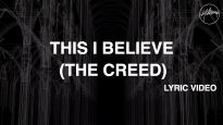 This I Believe (The Creed) [Official Lyric Video] – Hillsong Worship